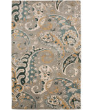 RugStudio presents Rugstudio Sample Sale 63712R Light Blue Hand-Tufted, Better Quality Area Rug