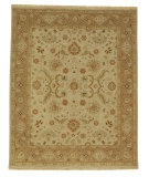 RugStudio presents Jaipur Rugs Jaimak Kolos JM07 Dark Ivory/Tan Hand-Knotted, Good Quality Area Rug