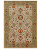 RugStudio presents Rugstudio Sample Sale 63744R Dark Ivory Hand-Tufted, Better Quality Area Rug