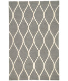 RugStudio presents Jaipur Rugs Lounge Marquia Loe01 Charcoal Hand-Tufted, Good Quality Area Rug