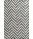 RugStudio presents Jaipur Rugs Lounge Karli Loe16 Charcoal & Gray Hand-Tufted, Good Quality Area Rug