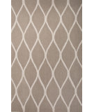 RugStudio presents Jaipur Rugs Lounge Marquia Loe18 Light Brown/Beige Hand-Tufted, Good Quality Area Rug