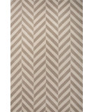 RugStudio presents Jaipur Rugs Lounge Karli Loe19 Beige/Light Brown Hand-Tufted, Good Quality Area Rug
