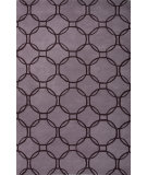 RugStudio presents Jaipur Rugs Lounge Abeet Loe22 Light Purple/Beige Hand-Tufted, Good Quality Area Rug