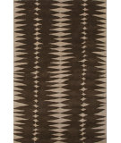 RugStudio presents Jaipur Rugs En Casa By Luli Sanchez Tear Drops Lst25 Java/Linen Hand-Tufted, Good Quality Area Rug