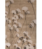 RugStudio presents Jaipur Rugs En Casa By Luli Sanchez Cotton Blossom Lst29 Beige Hand-Tufted, Good Quality Area Rug