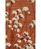 RugStudio presents Jaipur Rugs En Casa By Luli Sanchez Cotton Blossom Lst31 Red Orange Hand-Tufted, Good Quality Area Rug