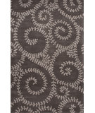 RugStudio presents Jaipur Rugs En Casa By Luli Sanchez Tendrils Lst36 Liquorice/Ashwood Hand-Tufted, Good Quality Area Rug