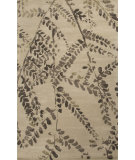 RugStudio presents Jaipur Rugs En Casa By Luli Sanchez Fossil Branch Lst54 Fog/Flax Smoke Hand-Tufted, Good Quality Area Rug