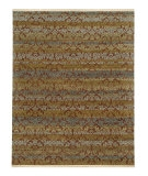 RugStudio presents Rugstudio Sample Sale 53451R Wood Brown Hand-Knotted, Good Quality Area Rug