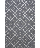 RugStudio presents Jaipur Rugs Manhattan Zeena Man04 Denim Ash Hand-Tufted, Good Quality Area Rug
