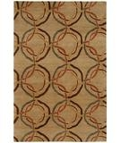 RugStudio presents Rugstudio Famous Maker 39509 Beige Hand-Knotted, Good Quality Area Rug