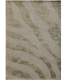 RugStudio presents Jaipur Rugs Midtown By Raymond Waites Animal Instinct Md10 Antique White Hand-Tufted, Good Quality Area Rug