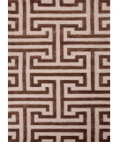 RugStudio presents Jaipur Rugs Midtown By Raymond Waites Meandering Maze Md18 Beige Hand-Tufted, Good Quality Area Rug
