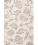 RugStudio presents Jaipur Rugs Midtown Raymond Ming Vase Md27 White Hand-Tufted, Good Quality Area Rug
