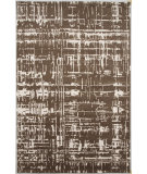 RugStudio presents Jaipur Rugs Geode Merge Ge01 Dark Gray Hand-Knotted, Good Quality Area Rug