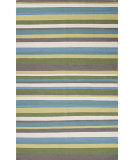 RugStudio presents Jaipur Rugs Maroc Kahlib Mr102 White & Capri Flat-Woven Area Rug