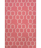 RugStudio presents Jaipur Rugs Maroc Abdel Mr103 Tea Rose Flat-Woven Area Rug
