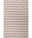RugStudio presents Jaipur Rugs Maroc Lola Mr105 Medium Gray Flat-Woven Area Rug