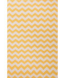 RugStudio presents Jaipur Rugs Maroc Lola Mr106 Yellow Flat-Woven Area Rug