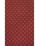 RugStudio presents Jaipur Rugs Maroc Myriam Mr110 Chili Pepper Flat-Woven Area Rug