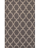 RugStudio presents Jaipur Rugs Maroc Aster Mr114 Liquorice Flat-Woven Area Rug