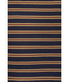 RugStudio presents Jaipur Rugs Maroc Lago Mr117 Deep Navy Flat-Woven Area Rug