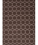 RugStudio presents Jaipur Rugs Maroc Zahara Mr45 Deep Charcoal Flat-Woven Area Rug