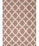 RugStudio presents Jaipur Rugs Maroc Aster Mr46 Gray Brown Flat-Woven Area Rug