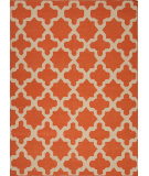 RugStudio presents Rugstudio Sample Sale 74919R Merlot Red Flat-Woven Area Rug