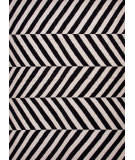 RugStudio presents Jaipur Rugs Maroc Salma Mr52 Ebony Flat-Woven Area Rug