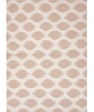 RugStudio presents Jaipur Rugs Maroc Nyasha Mr60 Antique White / Beige Flat-Woven Area Rug