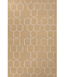 RugStudio presents Jaipur Rugs Maroc Abdel Mr73 Camel Flat-Woven Area Rug