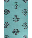 RugStudio presents Jaipur Rugs Maroc Nada Mr75 Ceramic Flat-Woven Area Rug
