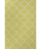 RugStudio presents Jaipur Rugs Maroc Delphine Mr78 Lime Sherbet Flat-Woven Area Rug