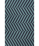 RugStudio presents Jaipur Rugs Maroc Salma Mr81 Deep Navy Flat-Woven Area Rug