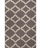 RugStudio presents Jaipur Rugs Maroc Rafi Mr88 Liquorice Flat-Woven Area Rug