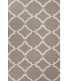 RugStudio presents Jaipur Rugs Maroc Rafi Mr89 Medium Gray Flat-Woven Area Rug