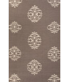 RugStudio presents Jaipur Rugs Maroc Nada Mr93 Dark Gray Flat-Woven Area Rug