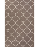 RugStudio presents Jaipur Rugs Maroc Delphine Mr94 Dark Gray Flat-Woven Area Rug