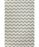 RugStudio presents Jaipur Rugs Maroc Lola Mr96 Silver Sea Moss Flat-Woven Area Rug
