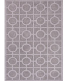 RugStudio presents Jaipur Rugs Metro Circles Mt01 Slate Blue Woven Area Rug