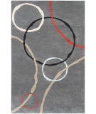 RugStudio presents Jaipur Rugs Traverse Munich Tv02 Liquorice Hand-Tufted, Good Quality Area Rug