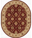 RugStudio presents Jaipur Rugs Mythos Callisto My09 Deep Ruby Hand-Tufted, Good Quality Area Rug