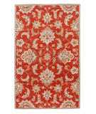 RugStudio presents Jaipur Rugs Mythos Abers My12 Orange Rust Hand-Tufted, Good Quality Area Rug