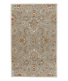 RugStudio presents Jaipur Rugs Mythos Abers My13 Ice Blue Hand-Tufted, Good Quality Area Rug