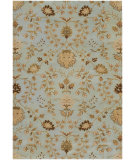 RugStudio presents Jaipur Rugs Narratives Huxley Na06 Soft Mint Hand-Tufted, Good Quality Area Rug