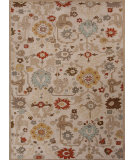RugStudio presents Jaipur Rugs Narratives Hugo Na10 Antique White / Linen Hand-Tufted, Good Quality Area Rug