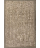 RugStudio presents Jaipur Rugs Naturals Lucia Adams Nal04 Natural Silver Woven Area Rug