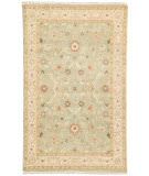 RugStudio presents Jaipur Rugs Notting Hill Bexley Nh01 Al Fresco / Bone White Hand-Knotted, Good Quality Area Rug